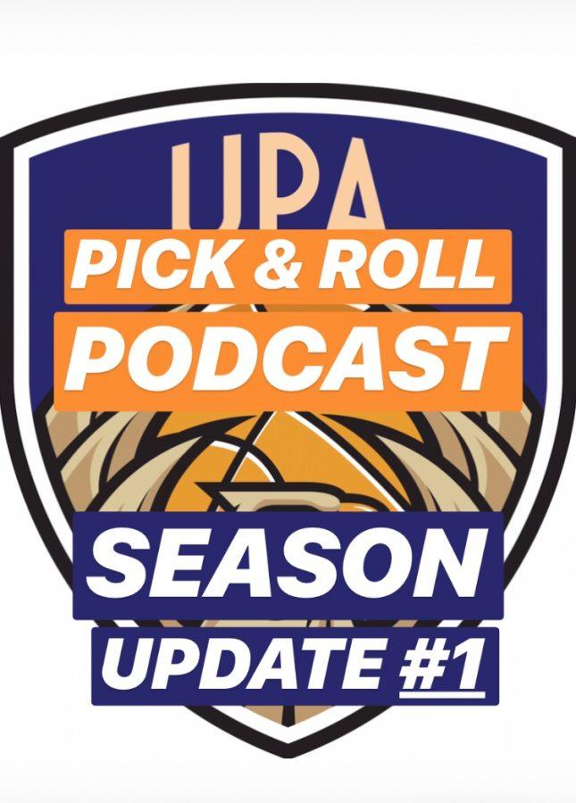 Pick & Roll Podcast | Season Update #1