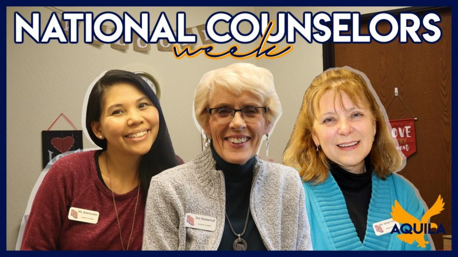 National Counselors Week | Aquila Broadcast