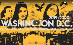 Washington D.C. JEA National High School Journalism Convention 2019-2020 | Aquila Vlog